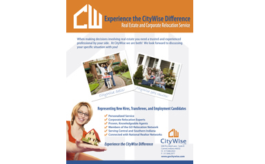 Marketing Flyer and Handout Design Indianapolis
