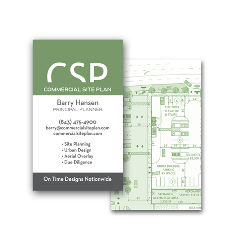 Indianapolis Business Card Design