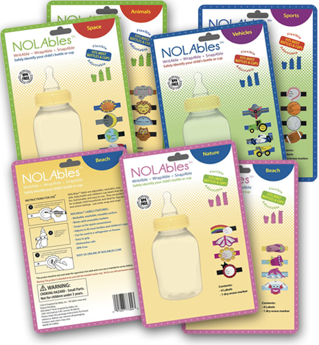 Indianapolis Package Design Nolables