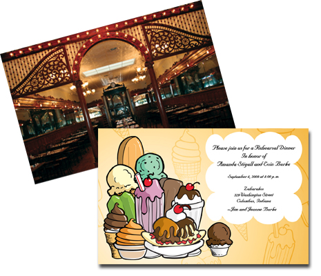 Invitation Design Indianapolis