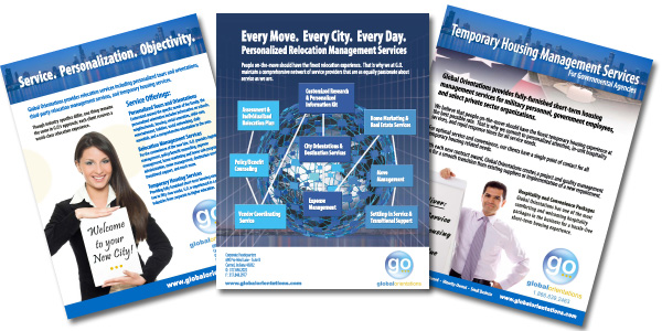 Marketing Handout and Flyer Design Indianapolis