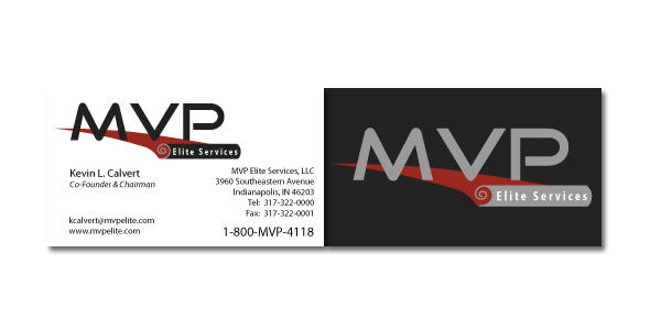 Business Card Graphic Design and Layout