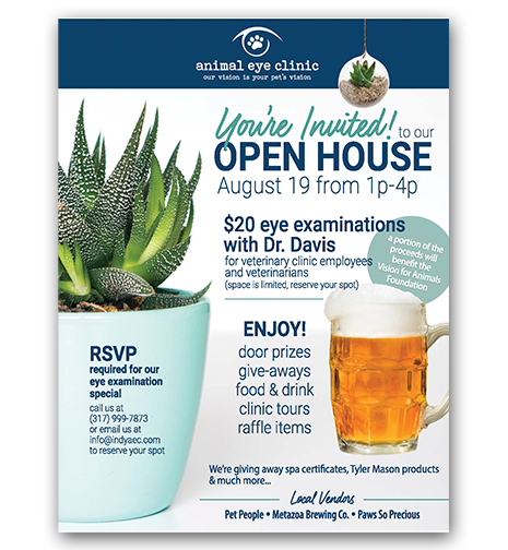 animal-eye-clinic-open-house-flyer