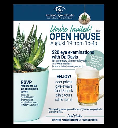 animal-eye-clinic-open-house-flyer