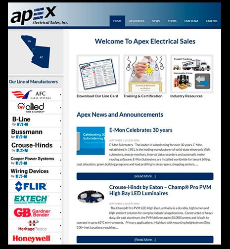 manufacturers-representative-website-design
